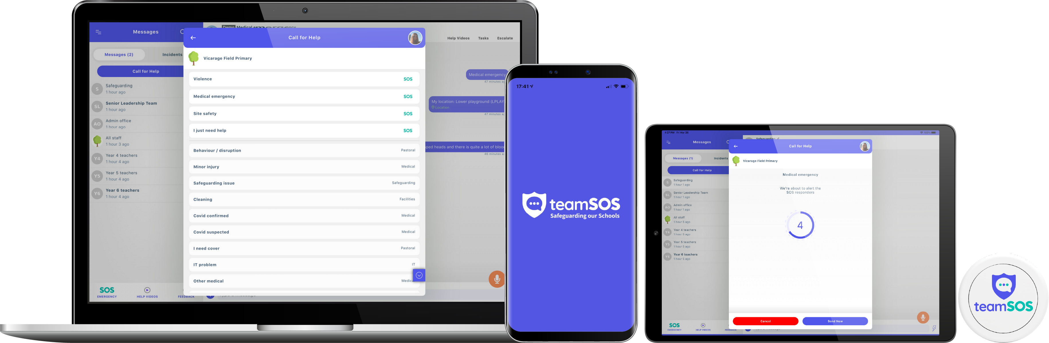 A unique on-call solution for schools and trusts